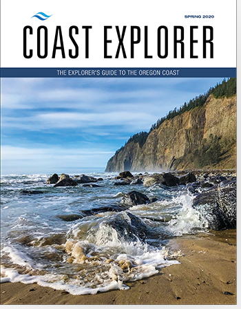 COAST EXPLORER IS THE EXPLORER'S GUIDE TO THE OREGON COAST
