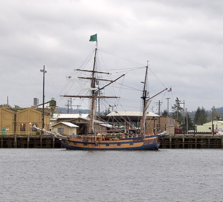 Grays Harbor Seaport