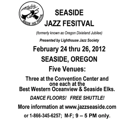 Seaside Jazz Festival