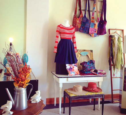 The Fox & The Fawn Boutique