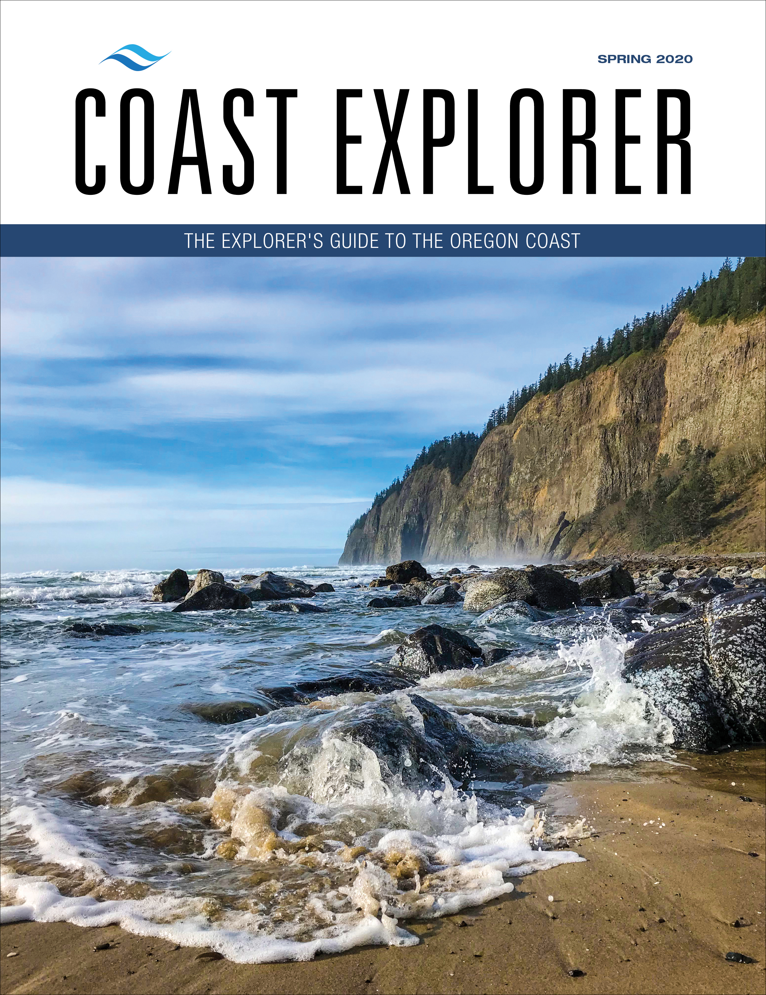 Current Issue Coast Explorer Magazine