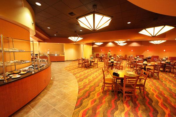 chinook casino restaurants