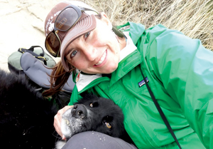 Audrey Jo Mills and Pepe continue their journey along the Oregon Coast Trail.