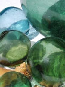 Finders Keepers: Antique Glass Floats Dropped on Lincoln City Beaches
