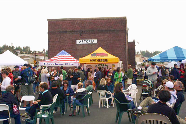 Pacific Northwest Brew Cup is a Toast to Autumn in Astoria