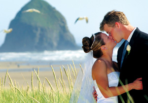 Seashore Weddings at Cannon Beach