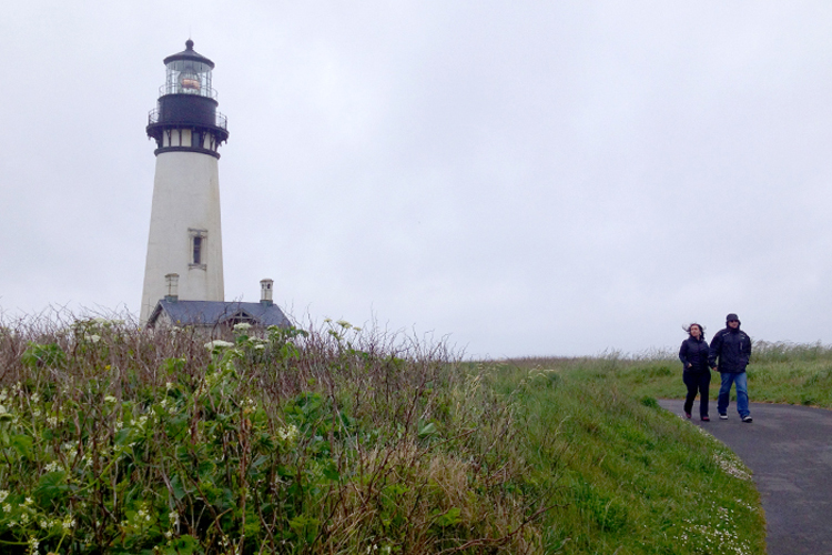 Scenic Yaquina Head is home of Oregon