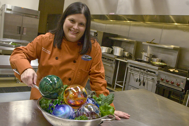 Lincoln City is known for its art glass floats  placed on area beaches, but is now also home to another local attraction: the Culinary Center in Lincoln City.