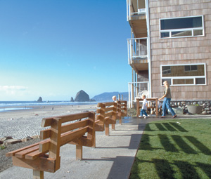 50 off oceanfront oceanview at tolovana inn cannon beach. Black Bedroom Furniture Sets. Home Design Ideas