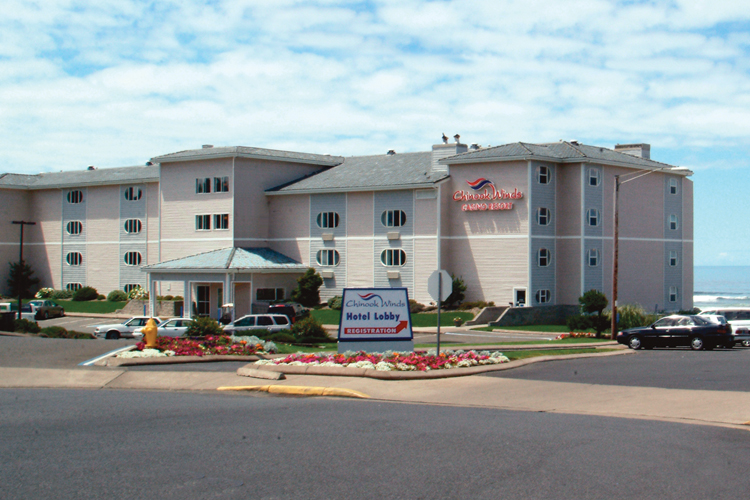 Chinook Winds Casino Resort Hotel Lincoln City, Or