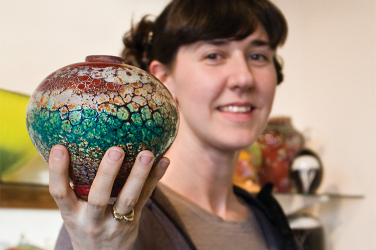 Lincoln City Heats Up for Glass-Art Lovers