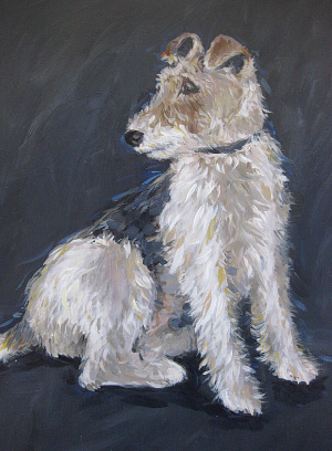 Diane Speakman Offers Custom Portraits of Your Best Friend
