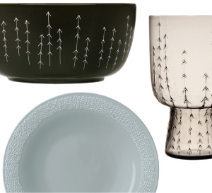 Astoria's Finn Ware Features New Dishes from Iittala