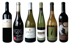 Northwest Wine List Spring 2013