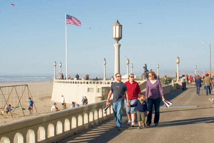Seaside's Top Family Attractions