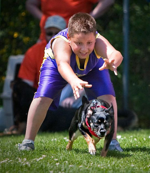 Mutt Masters Dog Show Lincoln City Oregon