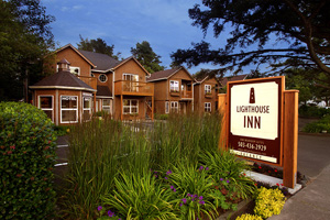 Two Nights for the Price of One at The Lighthouse Inn in Cannon Beach