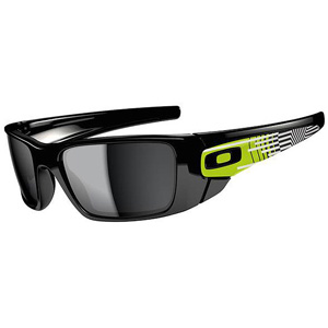 48572279c56c0 Fuel Cell Deuce Coupe by Oakley in polished black with black iridium at  Cleanline Surf Shop