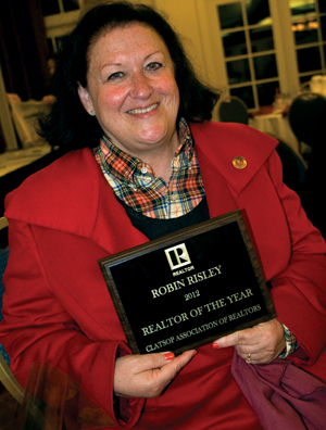 Robin Risley Named Clatsop County Realtor of the Year