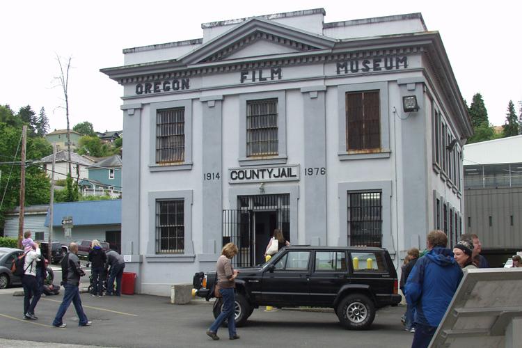 Oregon Film Museum in Astoria Features The Goonies & More