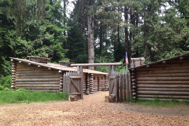 Step Back in Time at Fort Clatsop