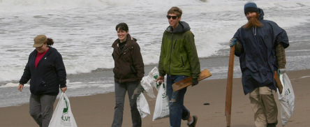 SOLVE to Coordinate Beach Cleanup After Japan Tsunami