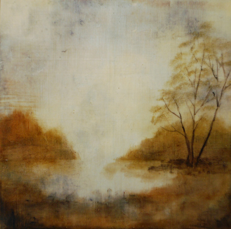 The Pond by Paula Blackwell