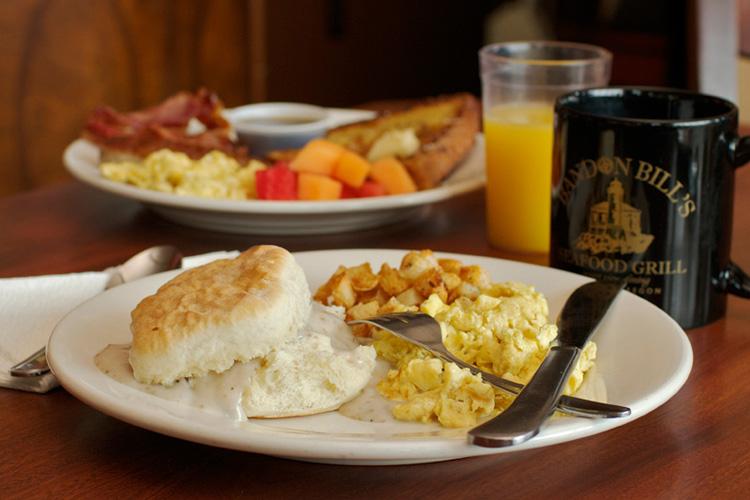 Breakfast Restaurants In Bandon Oregon