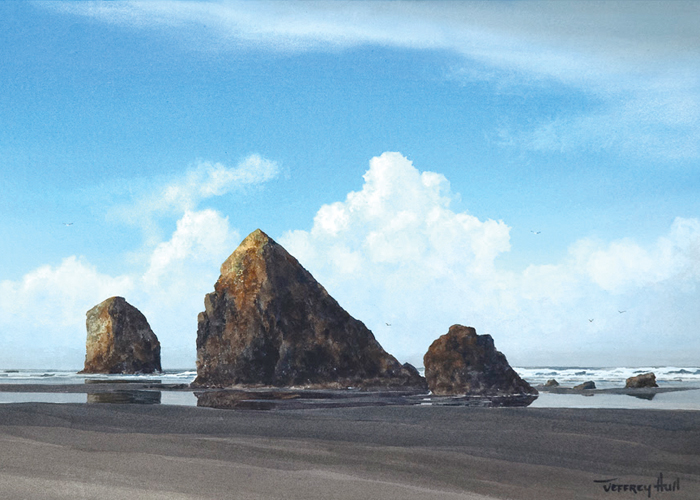 Stormy Weather Arts Festival 2015 In Cannon Beach Oregon