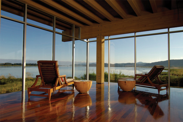 Salishan Spa in Gleneden Beach