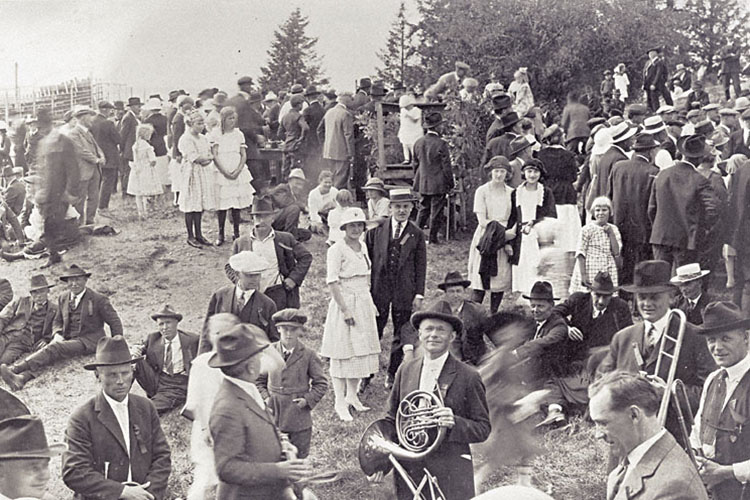 1922 Finnish Socialist Club Picnic