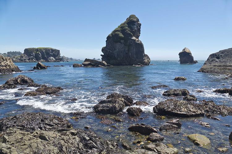 Gold Beach Brookings On Oregon Coast