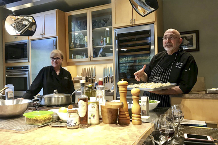 EVOO Cooking Class, North Coast Culinary Fest