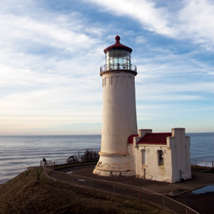 Cape Disappointment & Lighthouses day trip from Seaside.