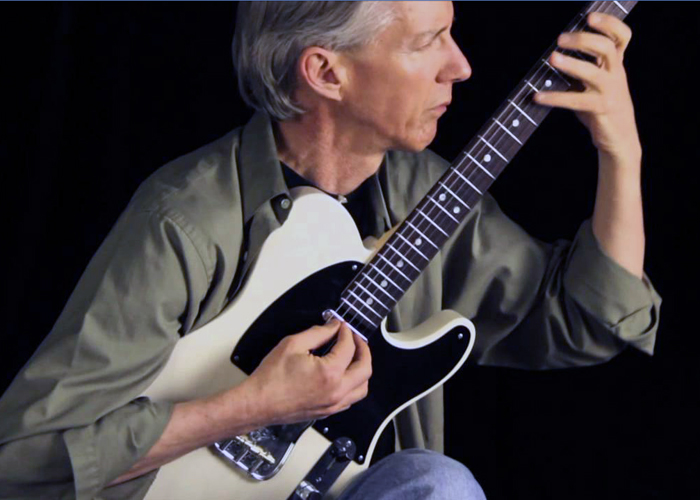 Jazz guitarist John Stowell will perform on June 8, 2017 at Cannon Beach History Center & Museum.